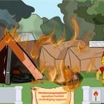 Base on Fire