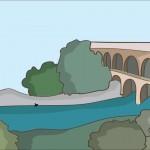 Working Aqueduct